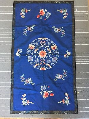 antique chinese silk embroidery 5