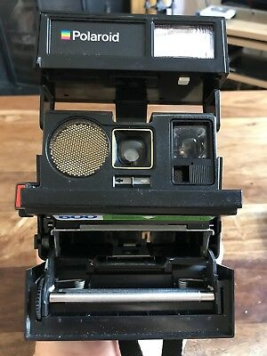 Polaroid Supercolor 670AF. Rare and in good working order