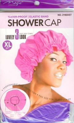 MAGIC Shower Cap  - Large Size One Size Fit All 2160 AST
