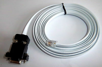 Rs232 Ioptron Ieq45 Pro Telescope Mount Cable
