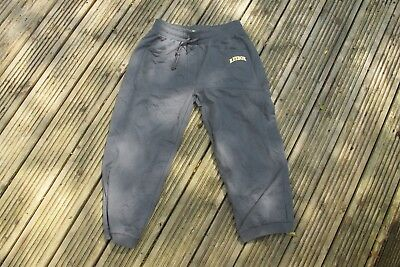 New Reebok Kids jog Track 3/4 Pants, Bottoms, MEDIUM GIRLS 10 YEARS  GREY 3/4