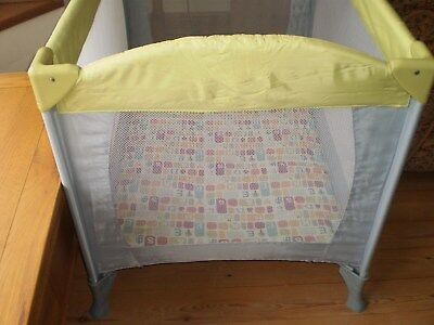Mothercare Portable travel cot