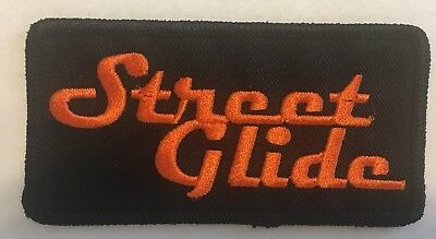 Made in the USA! 4x2 Harley Street Glide Patch