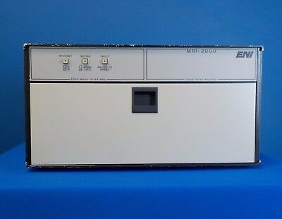 ENI MRI-2000 Linear Pulse Amplifier, 15 - 64 MHz, MR5K-DA-00052