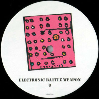 RARE ELECTRO PUMPER - The Chemical Brothers ‎– Electronic Battle Weapon 8 - TIGA