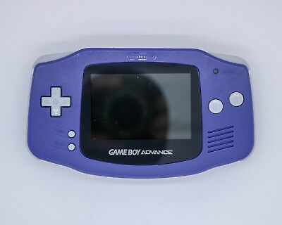 Backlit Nintendo Game Boy Advance - GBA - AGS-101 - Backlight