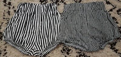 Baby Boy Girl Bloomers Knickers 9-12 Months
