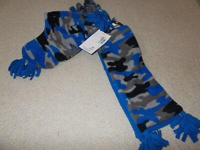 BOYS HAT GLOVES AND SCARF SET FROM M&S MARKS & SPENCER 3-6 years BNWT RRP £12
