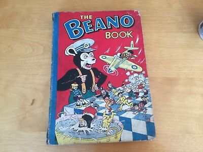 THE BEANO BOOK 1956.please see photos and other annuals on sale