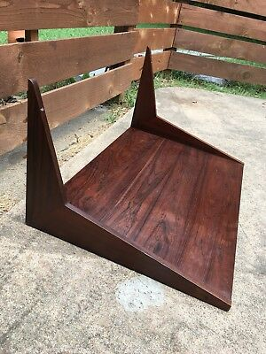 Rosewood desk for Cado System Wall Unit Danish Cadovius Shelving