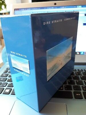 Dire Straits - Communique Box Japan mini Lp Cd Box