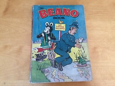 The Beano Comic Annual , 1955 , Vg Condition.