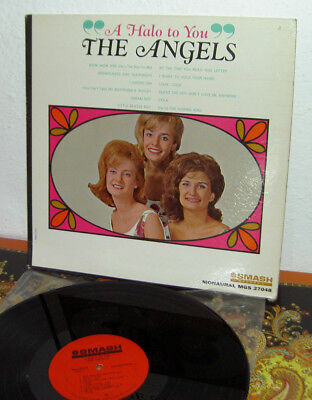 The Angels - A Halo to You  US 1964  Girl Group Sound