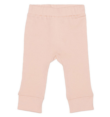 Finn + Emma Organic Tropical Peach Pants NWT