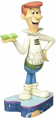 Jim Shore The Jetsons Meet George Jetson Figurine 4051588 New Hanna Barbera