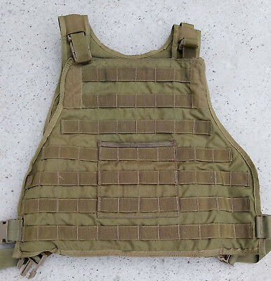 Special Forces Eagle Industries Scalable Plate Carrier Vest L/XL CB