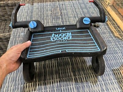 Lascal BuggyBoard Mini Pushchair / Stroller / Buggy Step Board - Up To 20kg