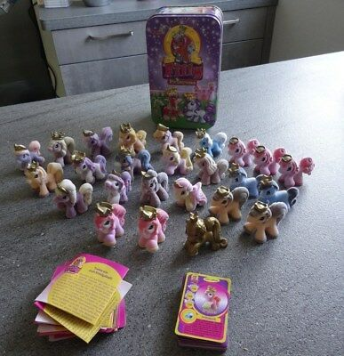 25 Filly Princess + Dose incl. 2x CRYSTAL selten
