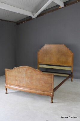 Vintage French Style Standard Double 4'6'' Bed Frame