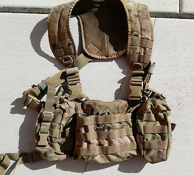 Unknown Multicam Chest Rig, like ATS, UK Special Forces used