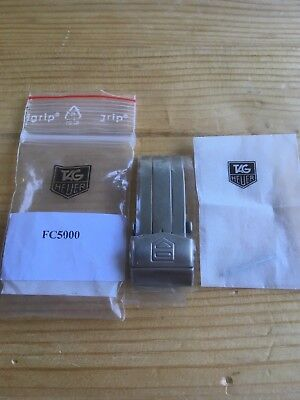 TAG HEUER KIRIUM FC5000 Fold Over Clasp S/Steel - NEW/OLD Stock