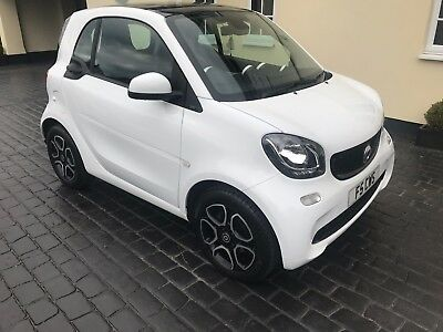 2015 '15' Smart For Two Coupe 1.0 Prime Premium Package 2dr