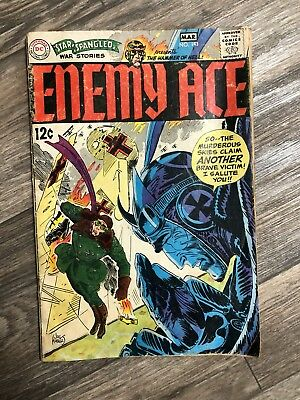 Star Spangled War Stories 143- Enemy Ace