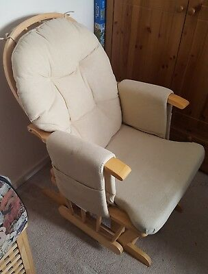 Rocking Nursing Chair - used