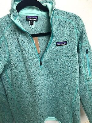 Patagonia Better Sweater Bend Blue Women's Size Medium NWT