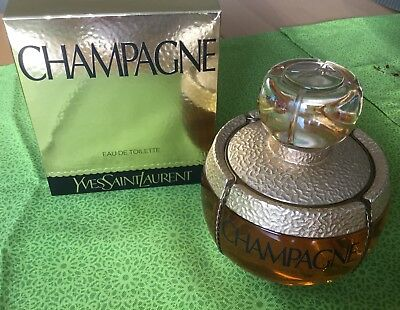 Yves Saint Laurent Champagne Factice groß, Original, Neu!