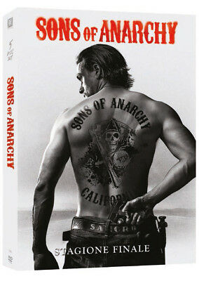 |1428631it| Sons Of Anarchy - Stagione 07 (5 Dvd) - Sons Of Anarchy [DVD]