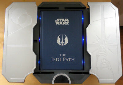 Star Wars Jedi Path book in electronic and mechanical vault collector case