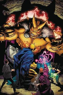 Demon #5 Hell Is Earth 1St Print Cover A