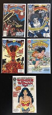 Wonder Woman 59, 60, 61, 62, 63, 70, 73, 74, 75, 76 Lot of 10 DC Fine- To VF