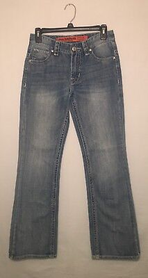 Rock and Roll Cowboy Denim Jeans BB Gun Boys Size 14