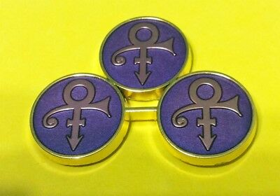 Prince Third Eye Purple Sunglasses With Love Symbol Tribute Pin