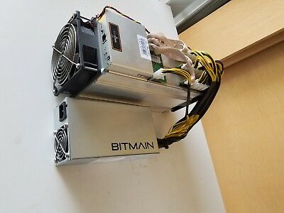 Bitmain Antminer S9 - 11.5TH/s - with PSU -  SHIPPING FROM US