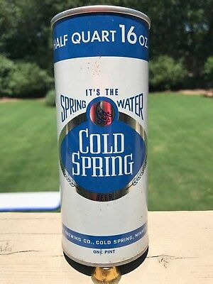 16oz Cold Spring from Minnesota