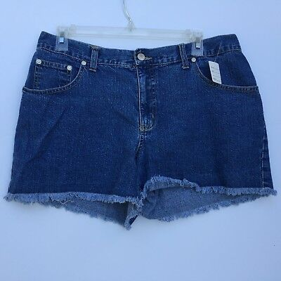 Womens Summer Shorts No Boundaries Size Junior 13 Blue Excellent Used Conditions