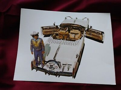 Nudie's Rodeo Tailors Nudie Mobile print with Description