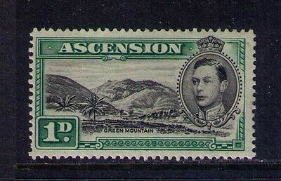 Ascension Island Stamp KGVI 1938  SC# 41 MNH Cat.$52