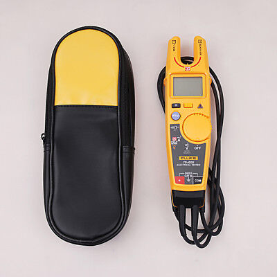 Fluke T6-600 Clamp Meter Tester Clamp Continuity Current Electrical Meter