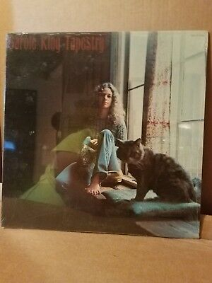CAROLE KING TAPESTRY SEALED   ODE SP77009  LP record