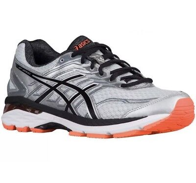ASICS GT 2000 $79 Men's Running Shoes Size 7 Black & Orange