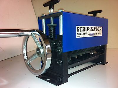 Wire Stripping Machine Copper Stripper Manual Recycler STRiPiNATOR ® MWS-808