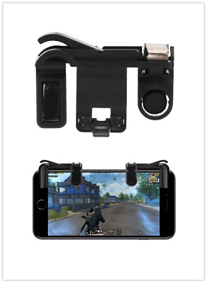 PUBG Mobile Game Controller Sensitive Shoot and Aim Buttons L1R1 Android Phones