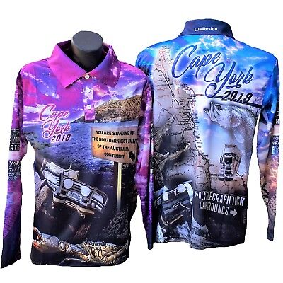 Complete Cape York Fishing Shirt