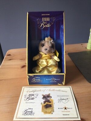 Beauty And The Beast Meerkat - Ayana As Belle