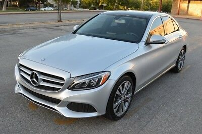 2016 Mercedes-Benz C-Class Luxury 2016 Mercedes C300! Sport! All Options! Like NEW! $47k MSRP! PRICED TO SELL!