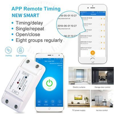 WIFI RELAY SWITCH Module Phone Remote Timer Control For